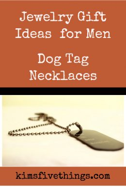 dog tag necklaces jewelry gifts for men