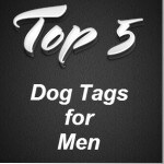dag tags for men