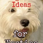 gifts for westie dogs