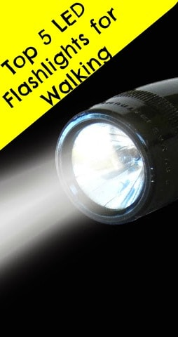 led flashlights for walking