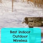 indoor outdoor wireless thermometer