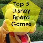 disney themed board games