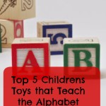 toys that teach the alphabet