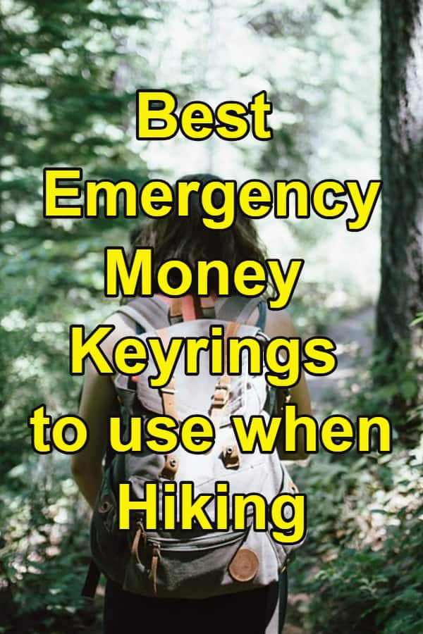 Best emergency money keyrings for hiking and camping