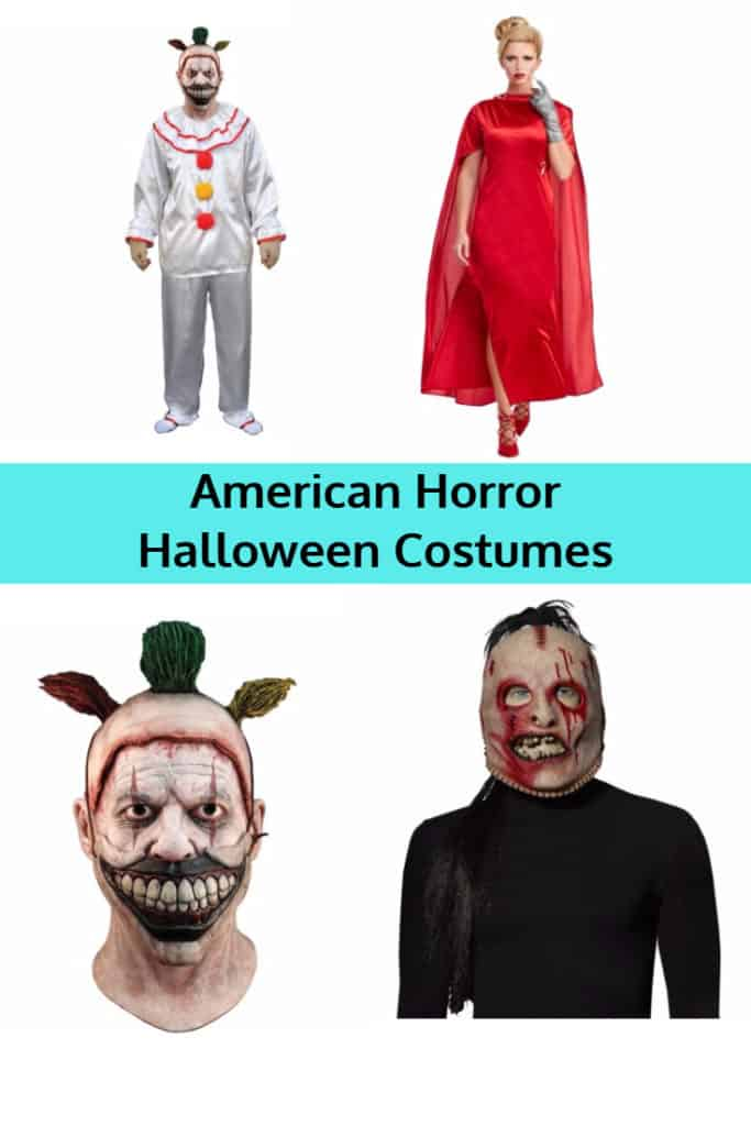 American Horror Halloween Costume Ideas