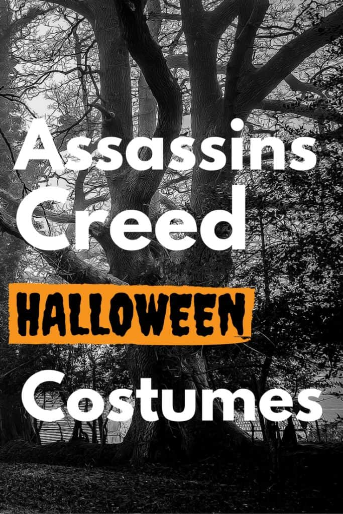 assassins creed hallowen costumes