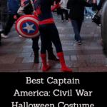 captain america civil war costume ideas