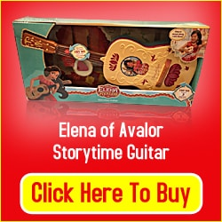 Elana of Avalor Storytime Guitar Toy