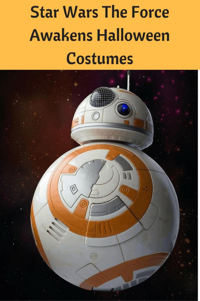 star wars the force awakens halloween costumes for Adults, Children and Dogs