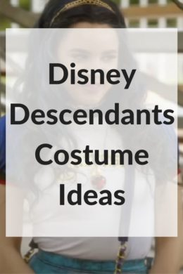 disney descendants halloween costumes