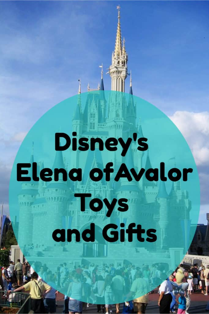 Disneys Princess Elena of Avalor Toys and Gifts