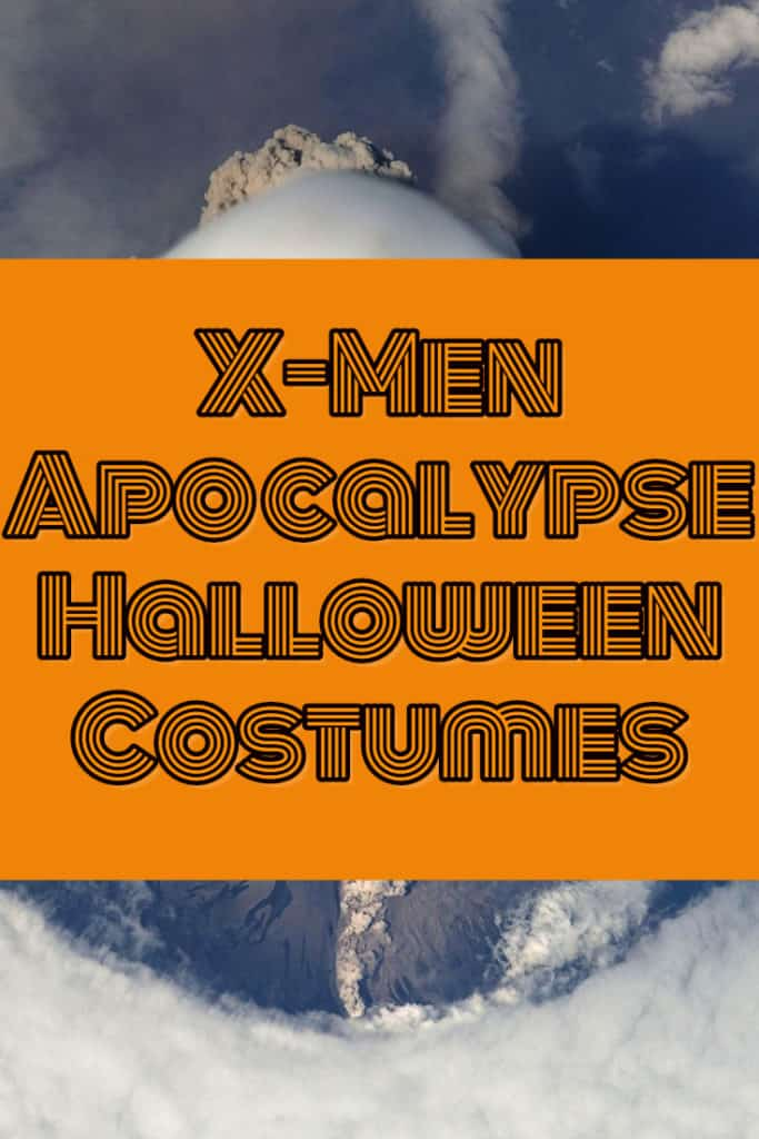 x men apocalypse halloweeen costumes
