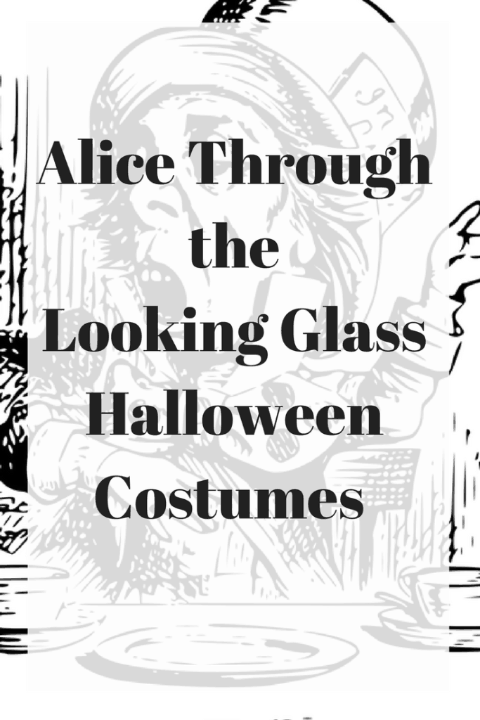 alice through the looking glass halloween costumes
