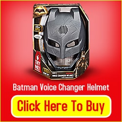 Batman Voice Chager Helmets