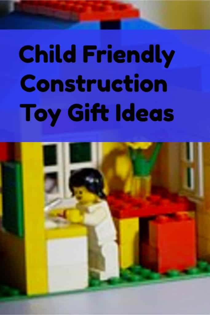 Child Friendly Toy Construction Kit Gift Ideas