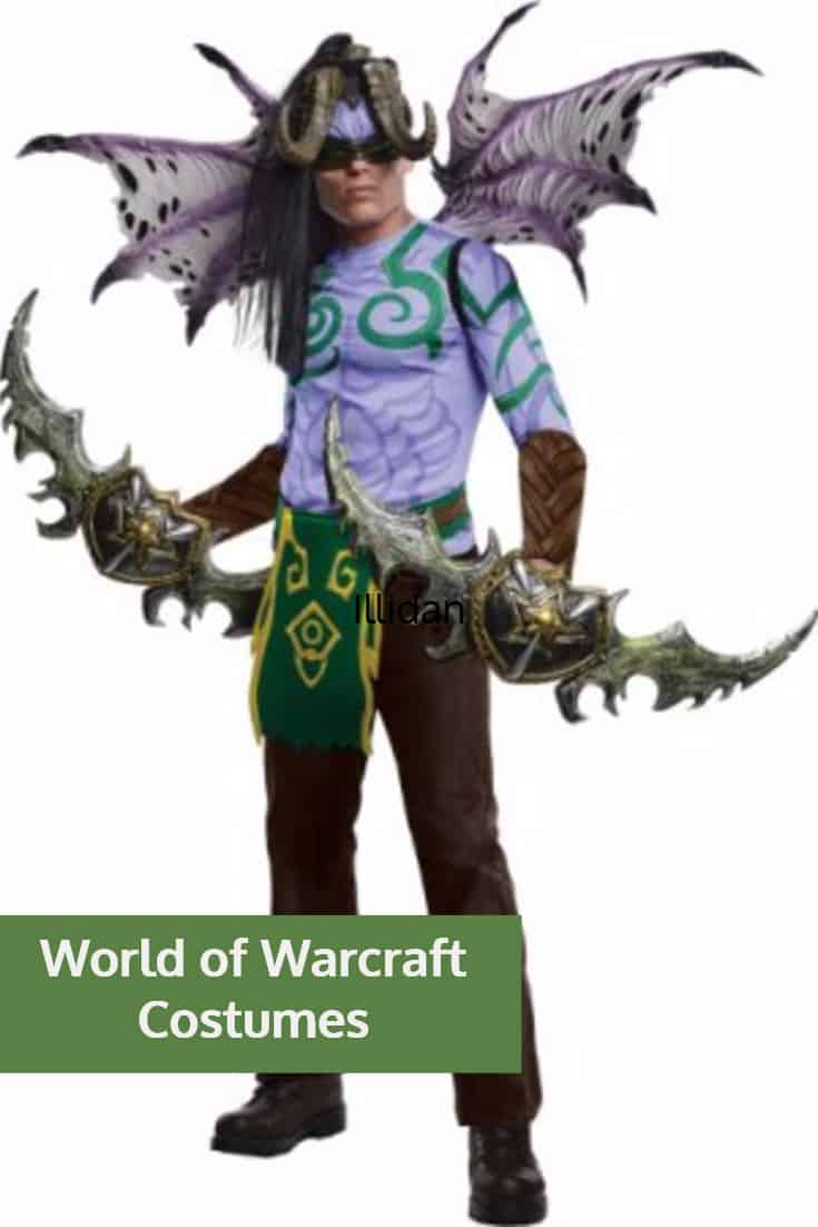 World of Warcraft Halloween Costumes