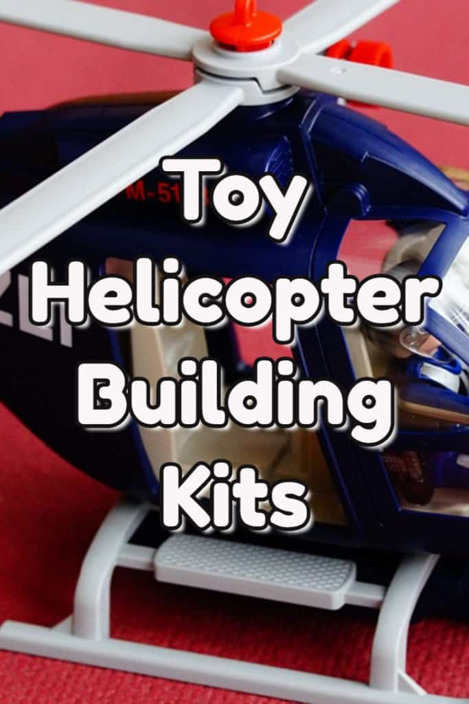 Build a Toy Helicopter Kit