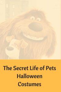 the secret life of pets halloween costumes
