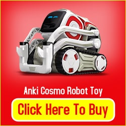App Contolled Robot Toys Gift Idea for Children
