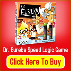 Logic and Speed Board Game