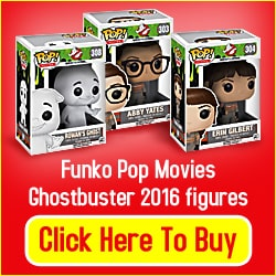 Ghostbusters 2016 Action Figures