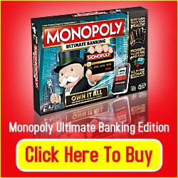 Monopoly Ultimate Banking Edition Review