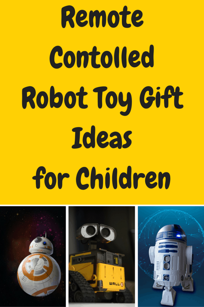 Remote Controlled Robot Toy Gift Ideas