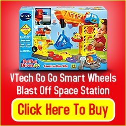 Toy Space Station Gift Idea
