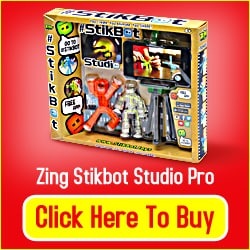 Stikbot Tiy Kit Gift Idea