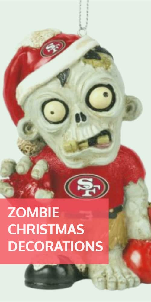 Zombie Christmas Decorations and Christmas Ideas