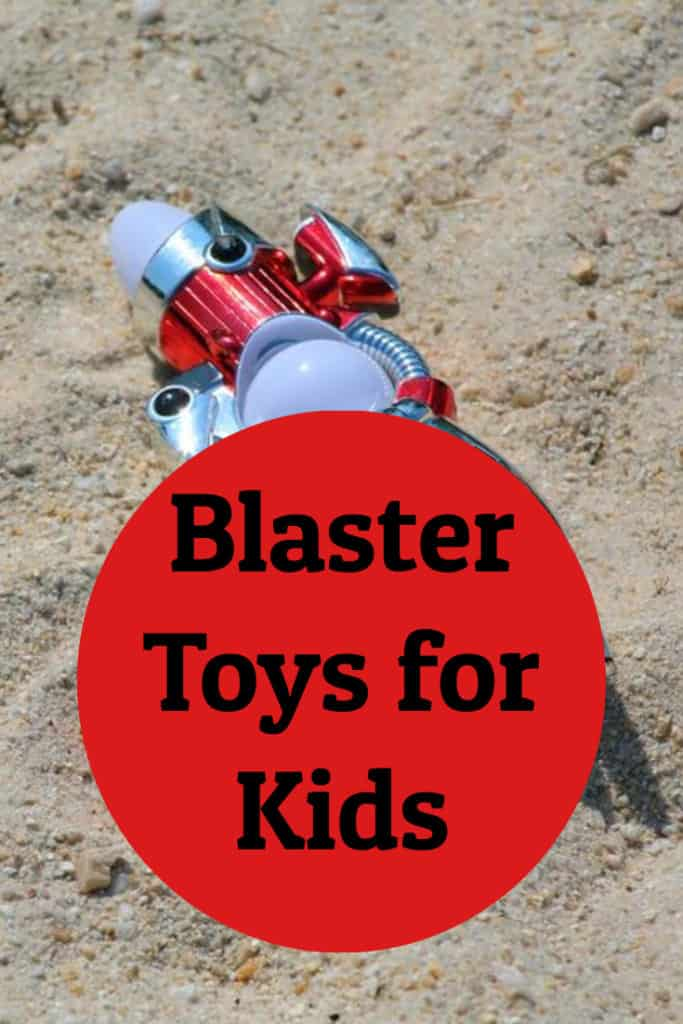 Blaster Toys for Kids Gift Ideas