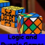 Logic Puzzle Games for Kids