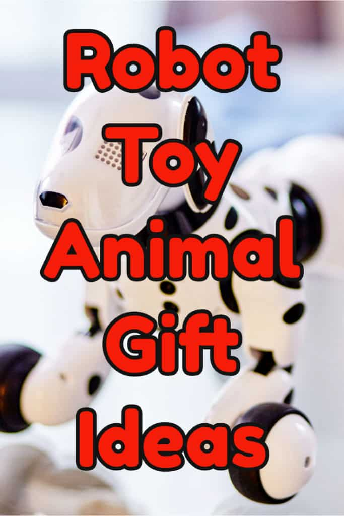 robotic toy animals
