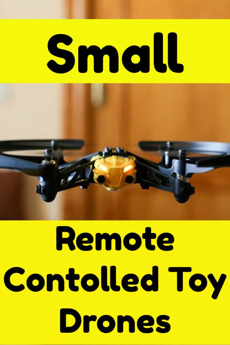 Small Remote Contolled Toy Drones