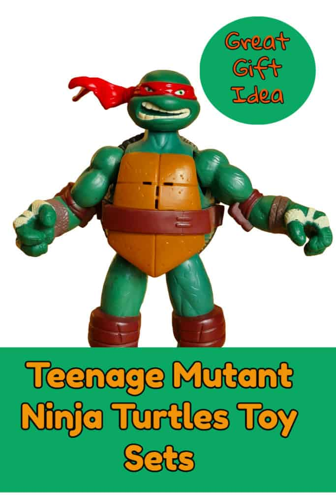 Teenage Mutant Ninja Turtles Toy Set Gift Ideas