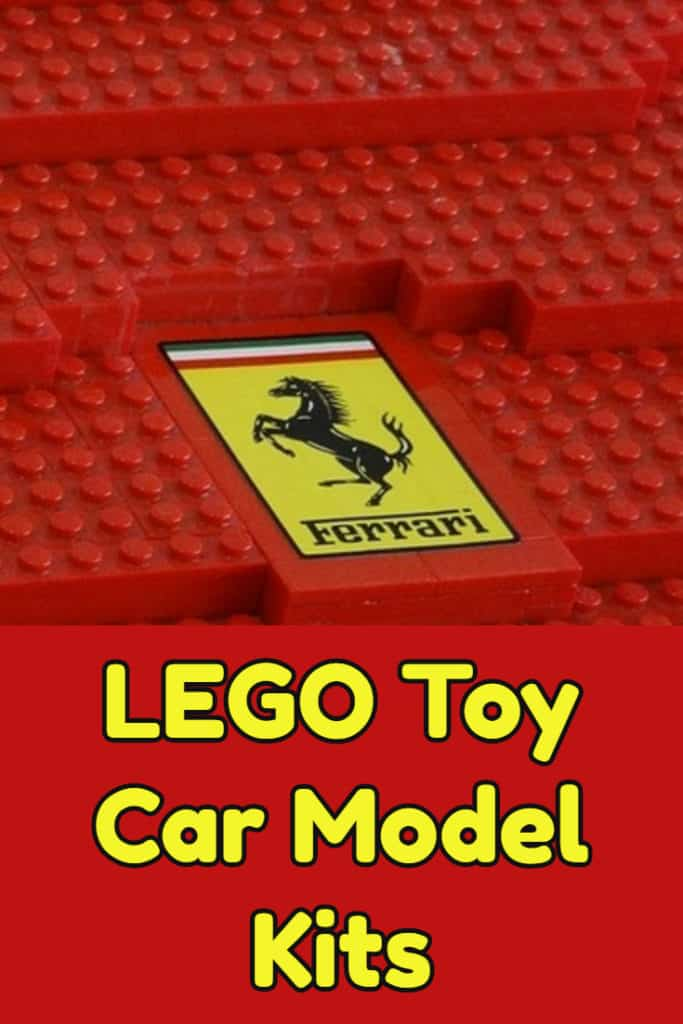 Toy Car Model Kits