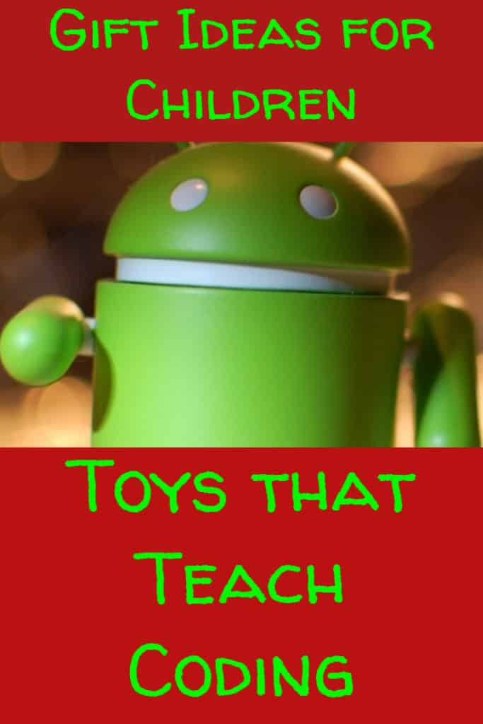 Toys That Teach Coding