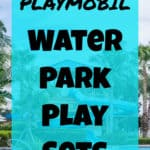 PlayMobil Toy Water Park with Slides Childrens Gift Idea