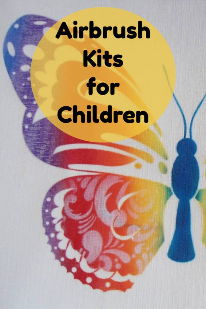 airbrush kits for kids