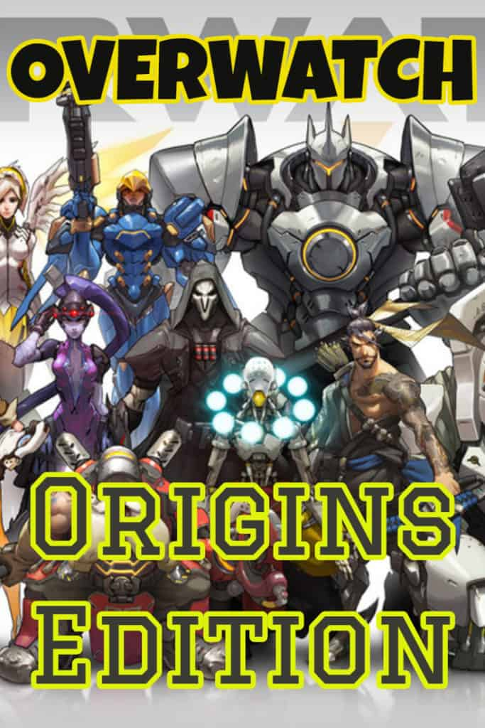Overwatch Origin Edition 2017 News and Review