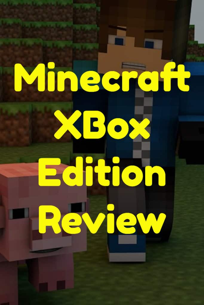 Minecraft XBox Edition Review