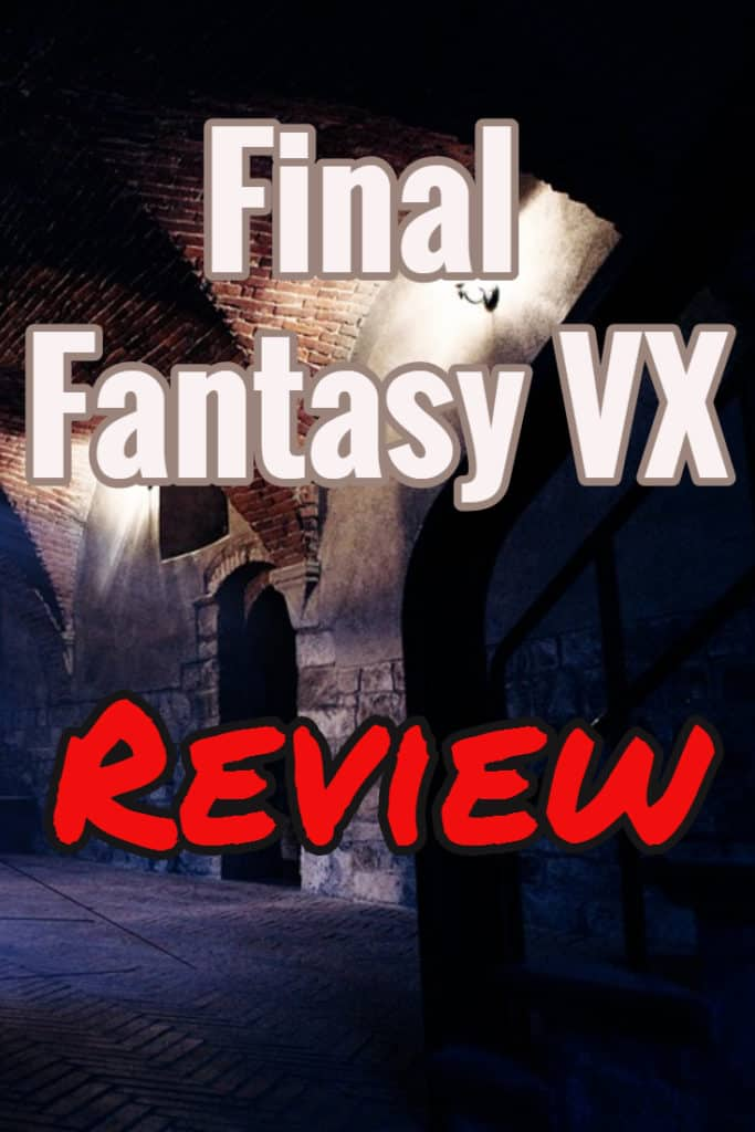 Final Fantasy VX Review 2017