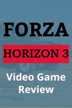 Forza Horizon 3 Video Game Review 2017