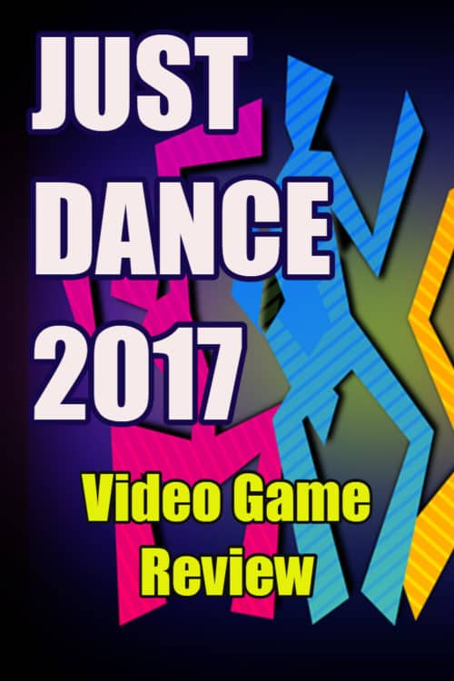 Just Dance 2017 Video Game Review 2017