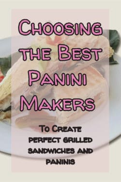 Panini Grill Reviews Top 3 Electric Sandwich Panin Makers