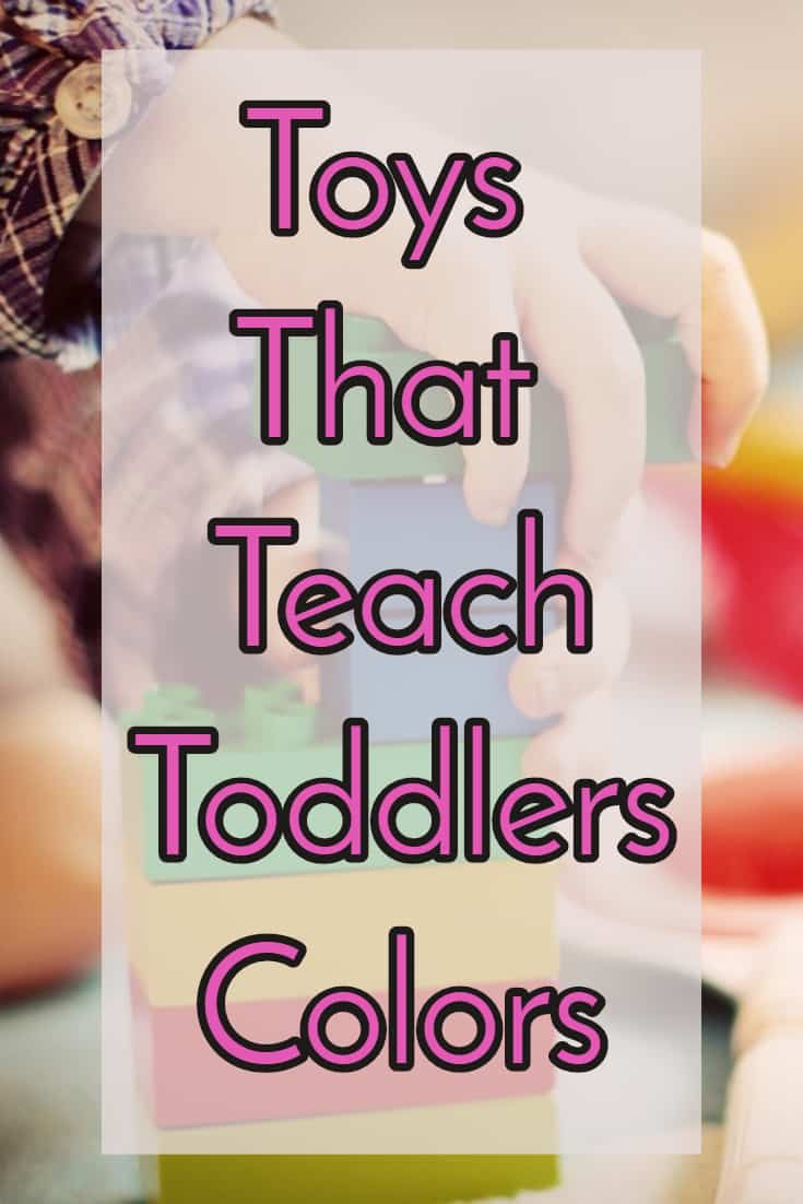Top Toys that Teach Childrena dn Toddlers Colors and Shapes