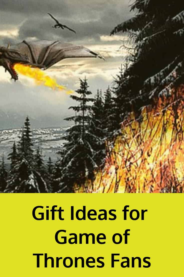 best gift ideas for game of thrones fans for 2018 great