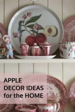 Apple Decor Ideas for the Home and Kitchen