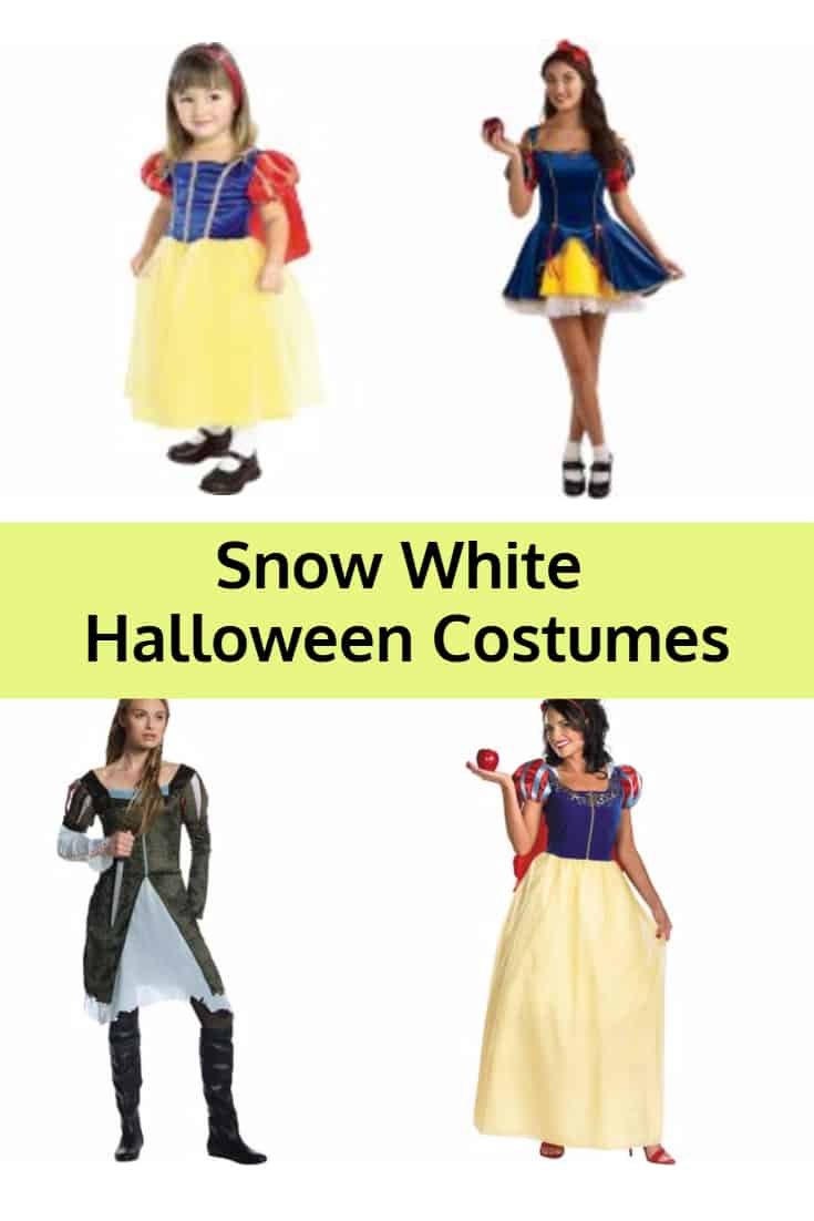Snow White Halloween Costumes 2017