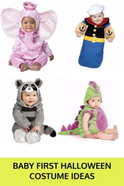 Baby First Halloween Costume Ideas